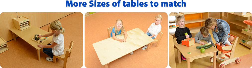More Tables to match