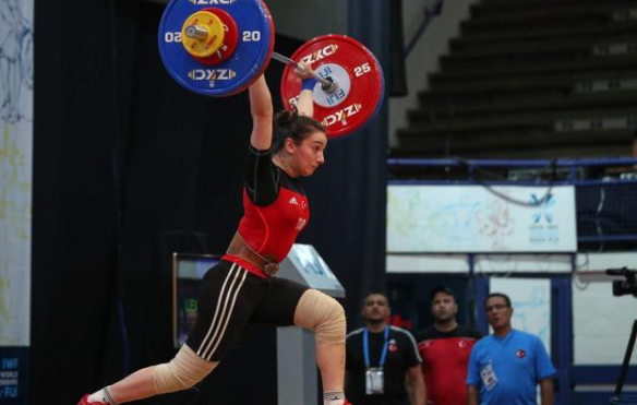 Olympic weightlifting ifast