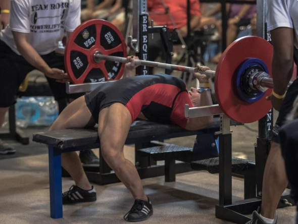 Powerlifting IFAST