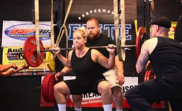 IFAST powerlifting
