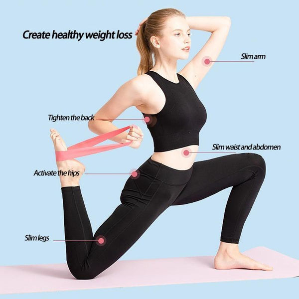exercise bands workout