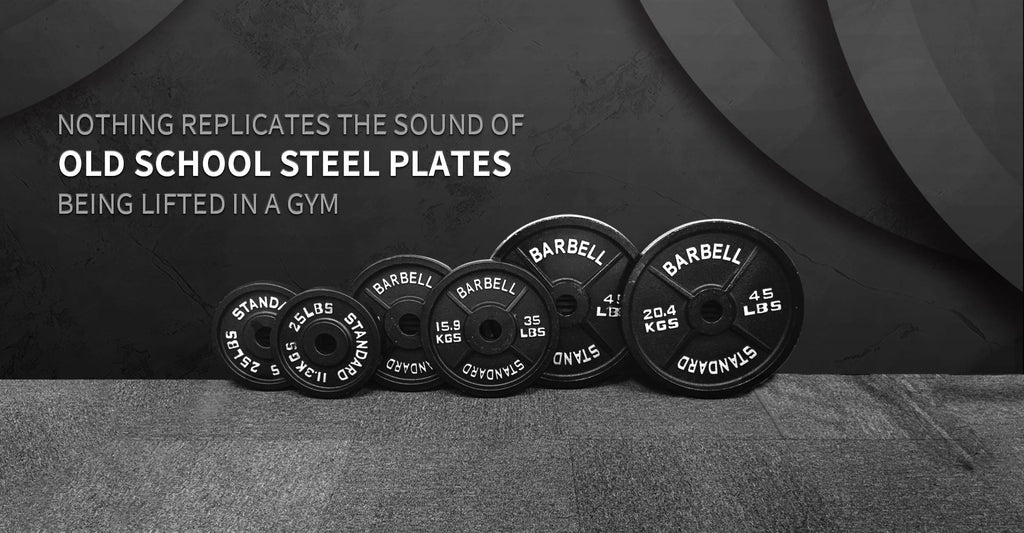 cast iron olympic weight plates IFAST