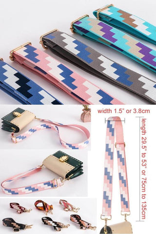cotton replacement strap size