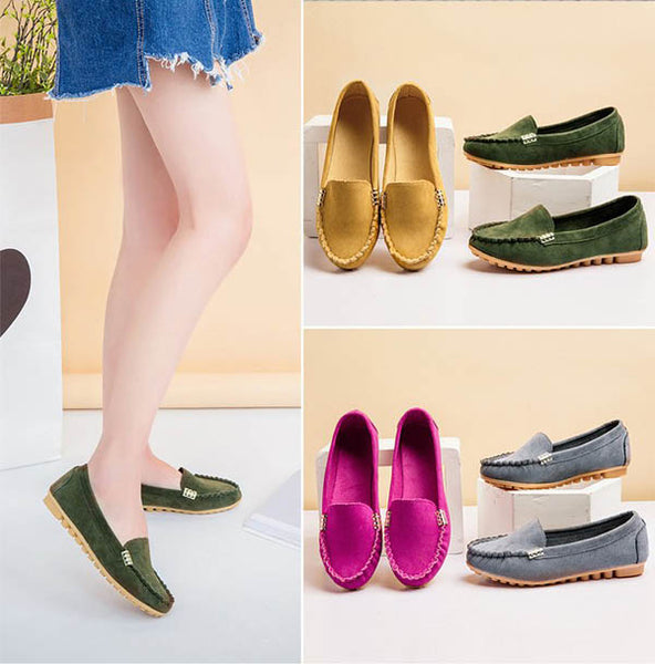 women flats shoes 2020 loafers for women