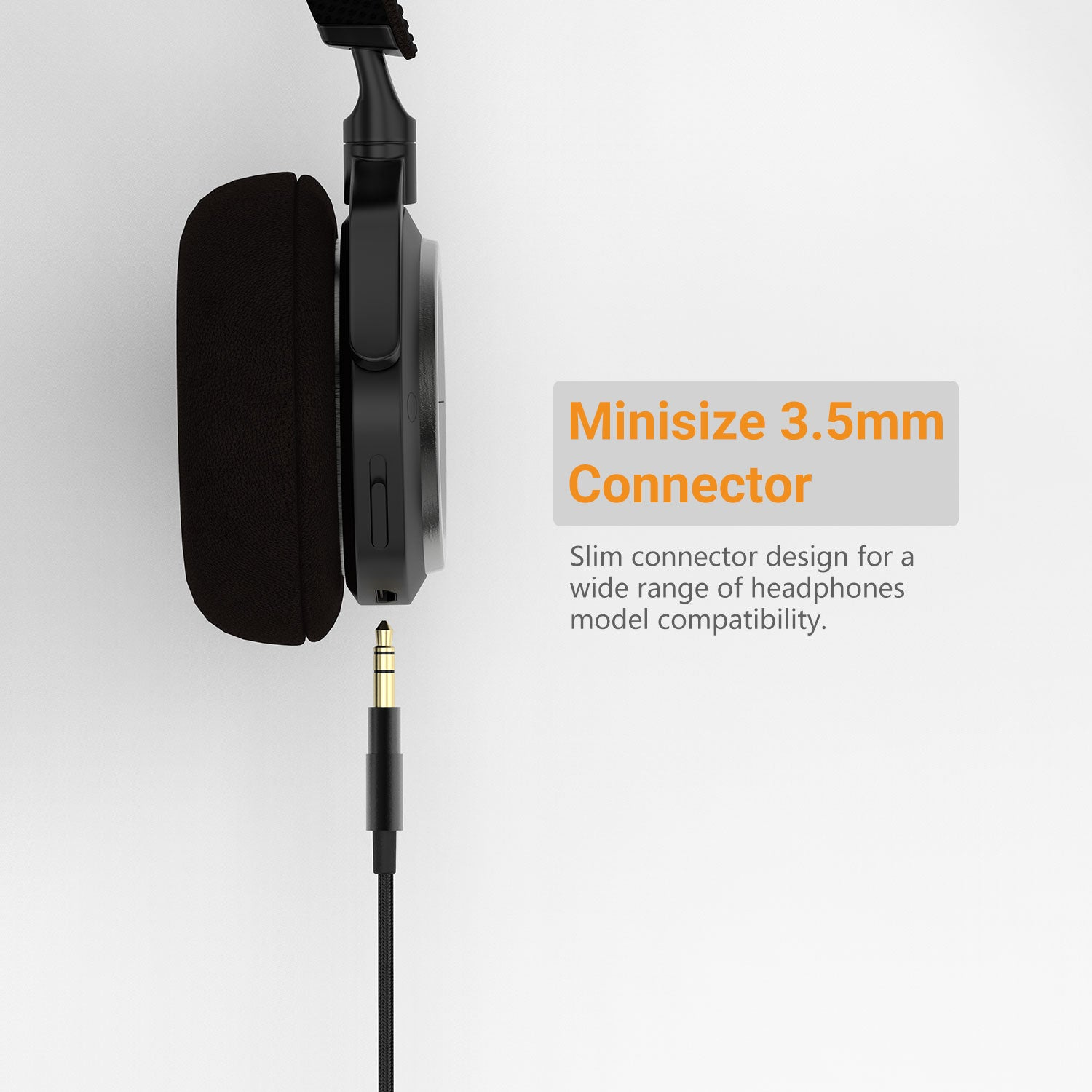 3.5mm Replacement Audio Cable