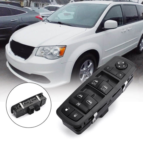 Window Switch For 2010-2011 Chrysler Town & Country Grand Caravan 04602535AI Generic