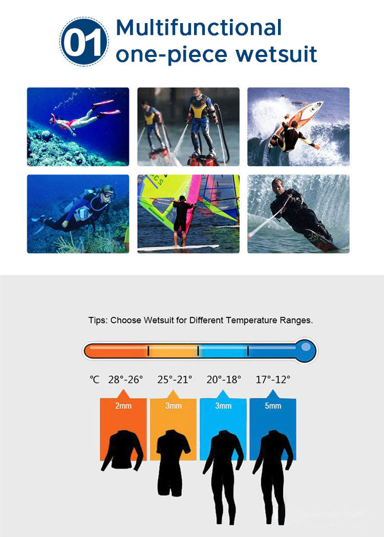 scuba diving costume Mares  Spearfishing  Wetsuit