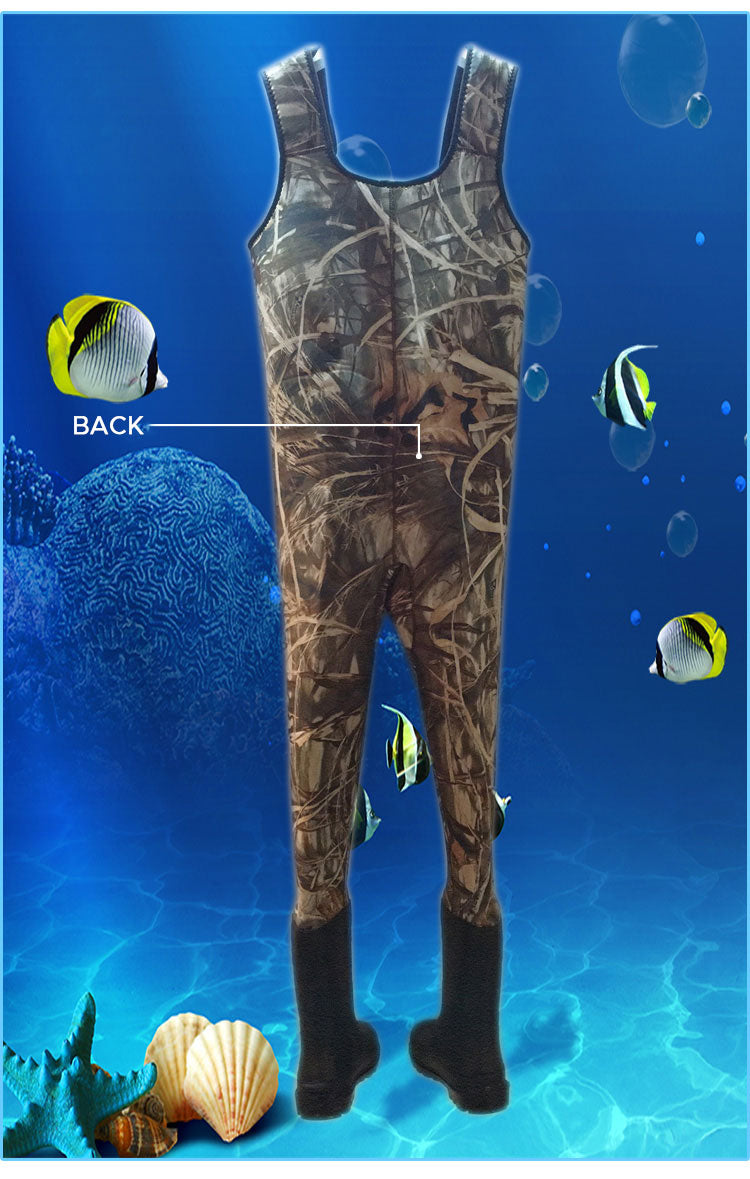 Fishing clothes