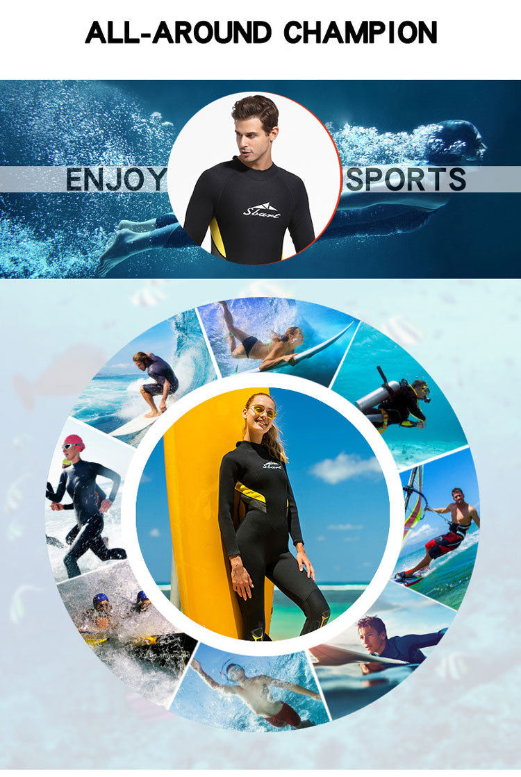 swimming wetsuits scuba skin suit