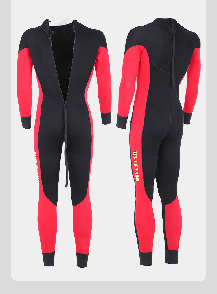 scuba diving suits 3mm Scuba Wetsuit