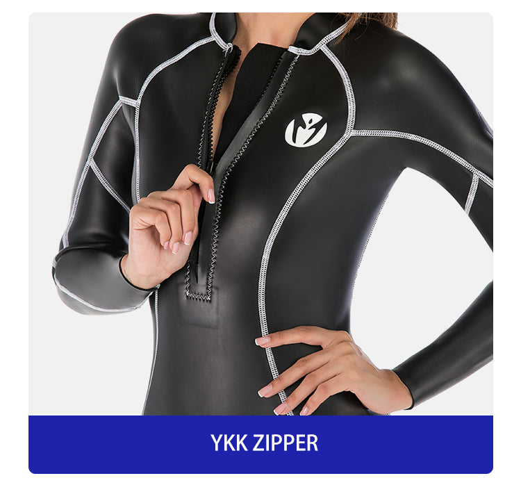 open cell freediving suit