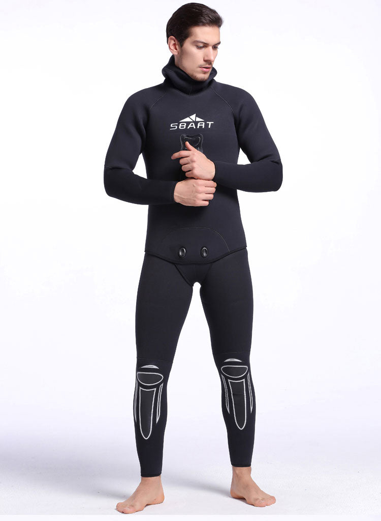 3mm diving suit