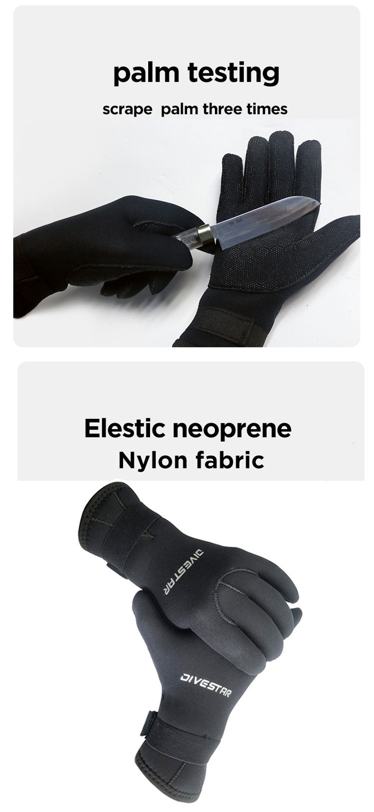 Cut and Stab-resistant gloves