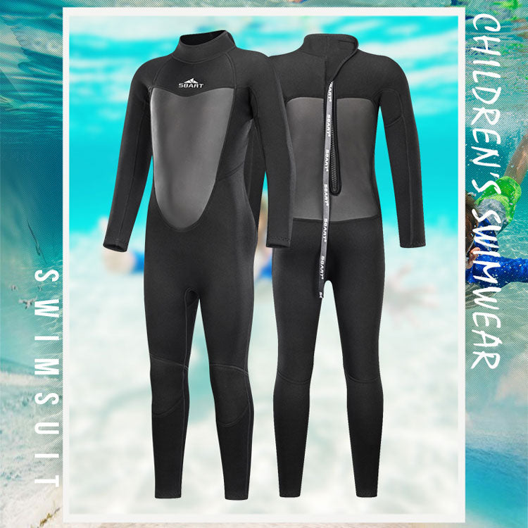 boys in wetsuits Scubamax Wetsuit Kids Size 14