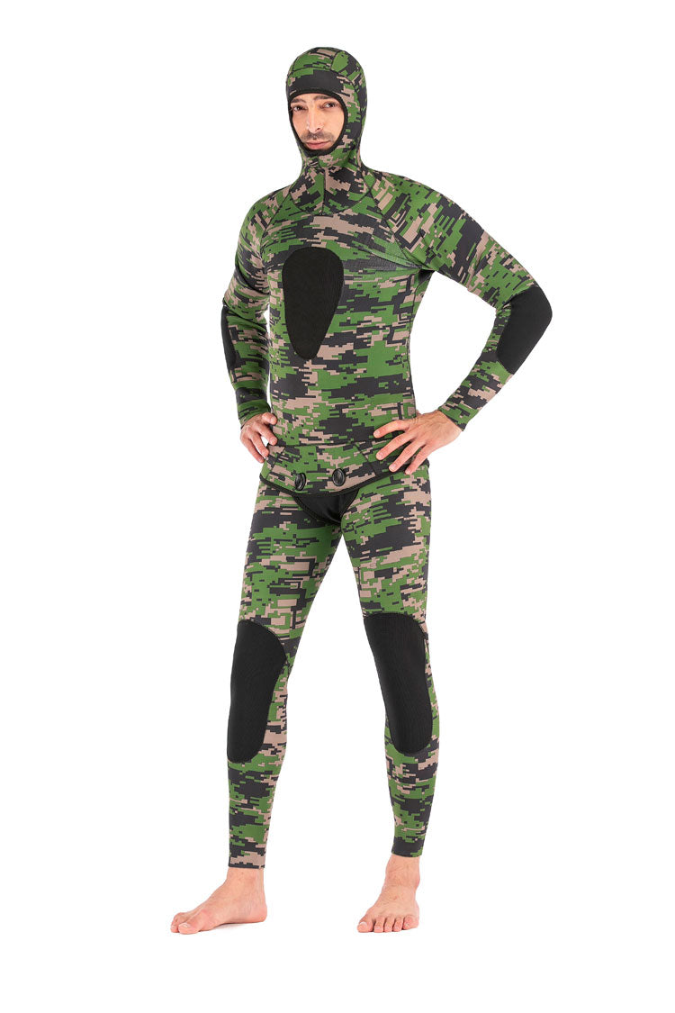 spearfishing wet suit Spearfishing  Wetsuit  5mm
