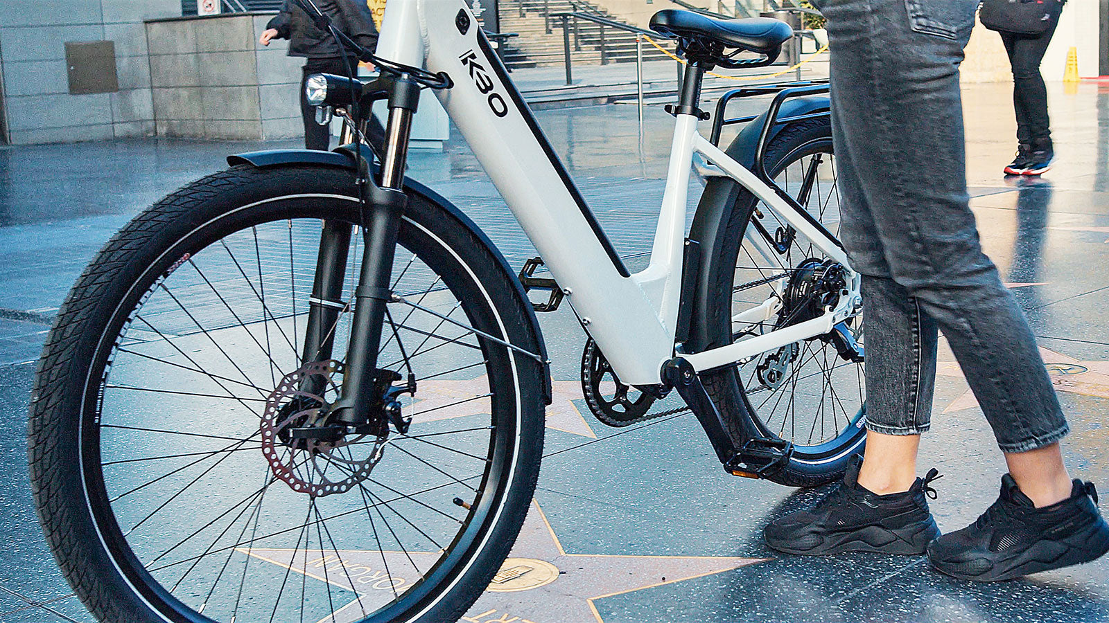 All You Need To Know About Electric Bikes Suspension