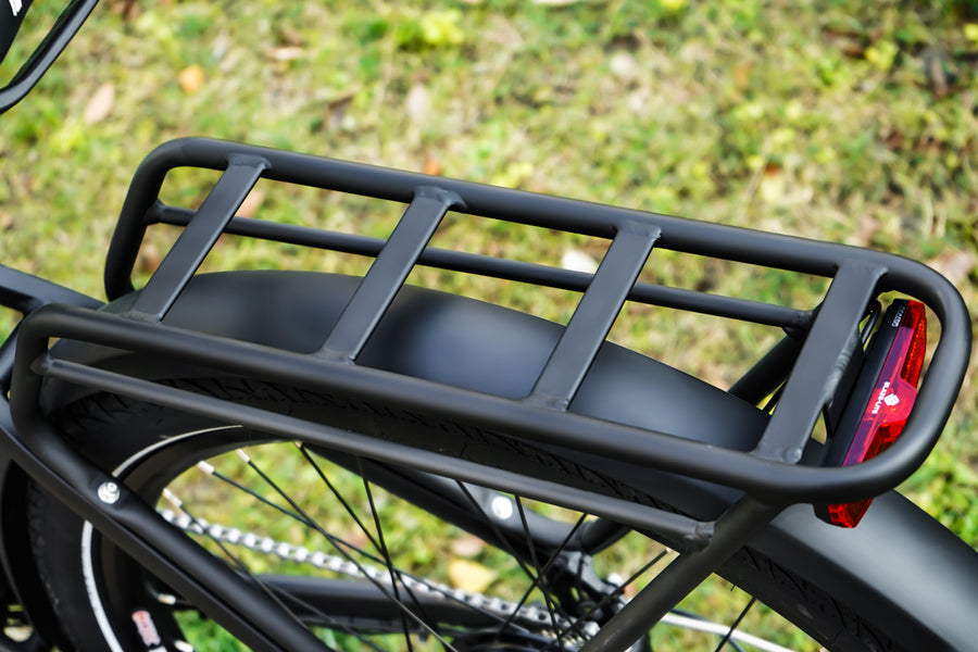 Large-payload Rear Rack