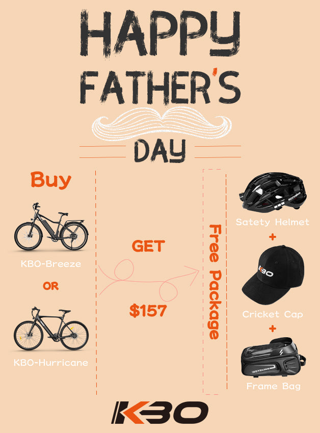 KBO Father's Day sale