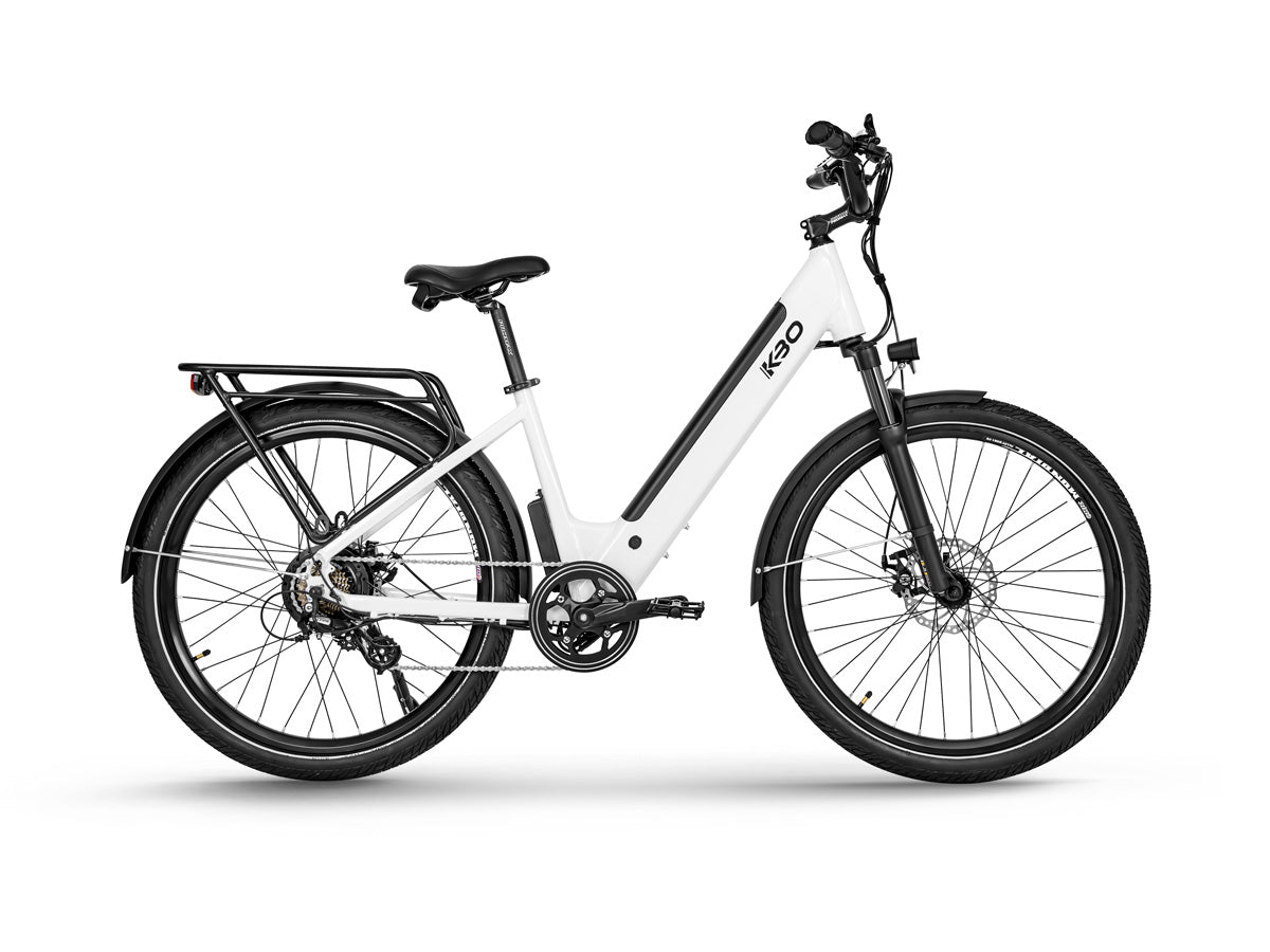 the kbo bike step thru model is launched at the beginning of the year