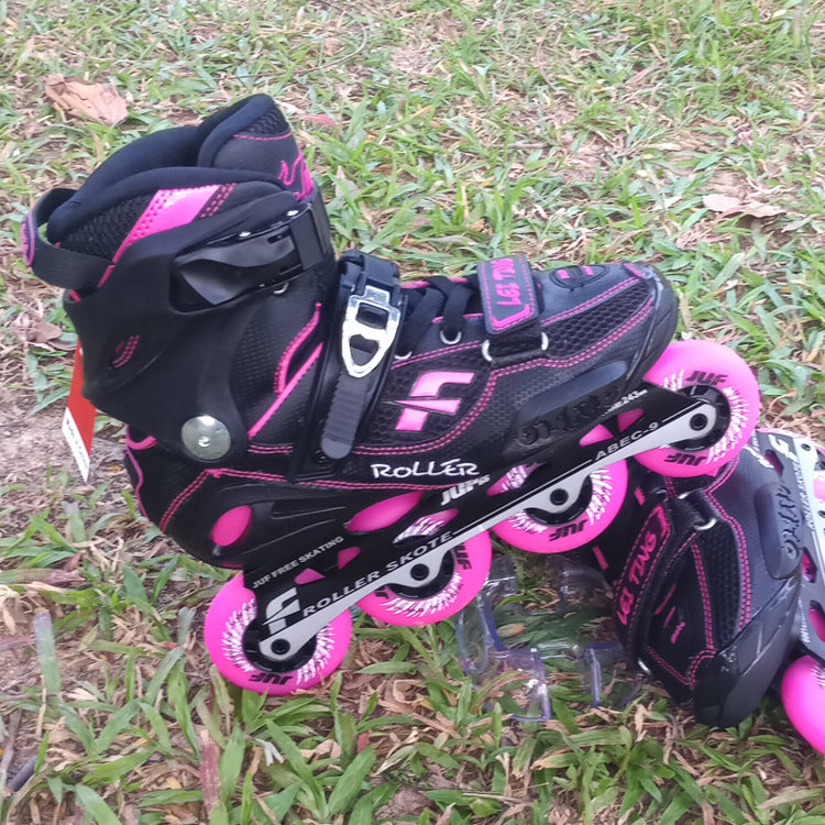 adjustable inline skates size 8 womens