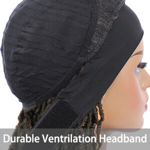 Durable Ventrilation Headband