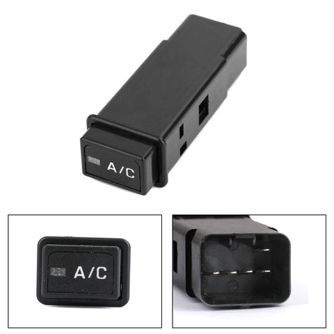 A/C Switch Fits For Toyota Truck 4Runner RAV4 Push Button Hilux 1989-2000 Generic