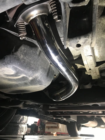 For RAV4 2013-2018 Lachute Performance Front Pipe