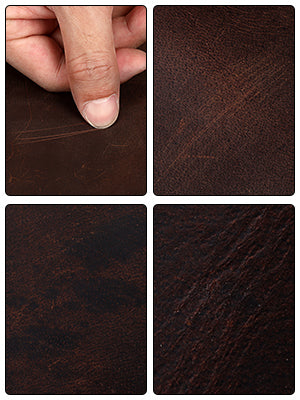 crazy horse leather quality