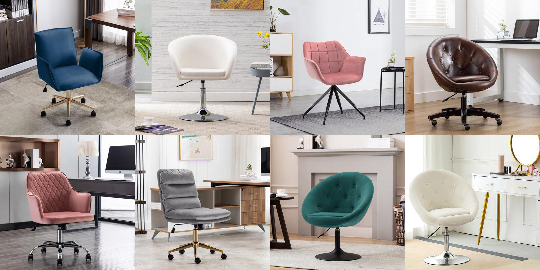 Duhome home office chair collection