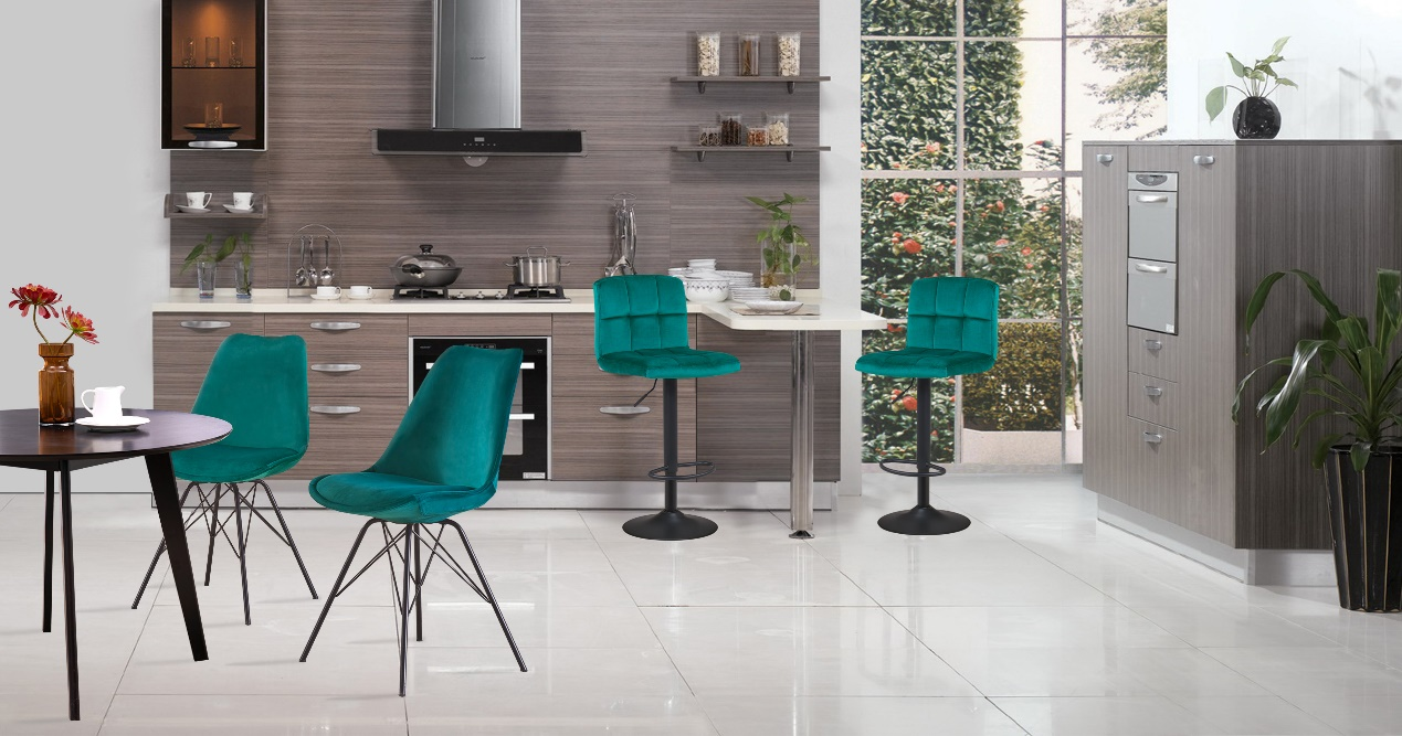 the difference between commercial bar stools and residential one