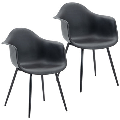 duhome eames dining chairs