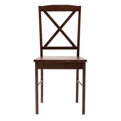 duhome sonoma cross back chairs