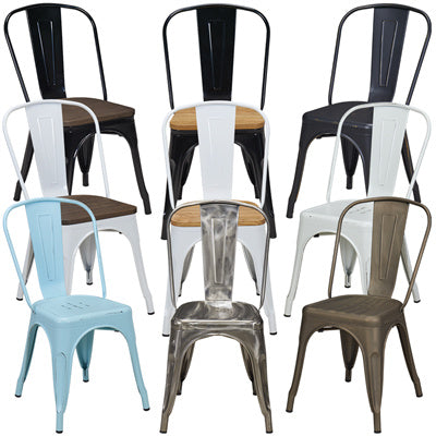 duhome splat back chair collection