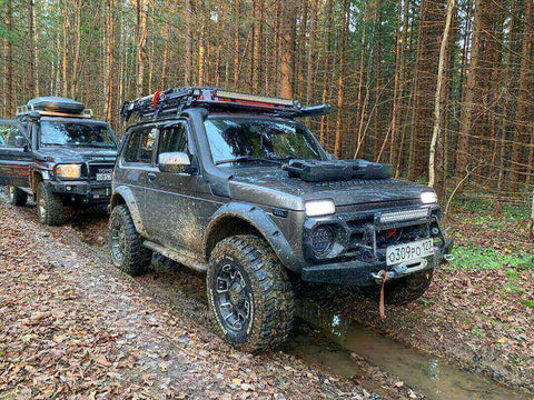 OFF-ROAD Why is it fascinating? From OPENROAD 4WD