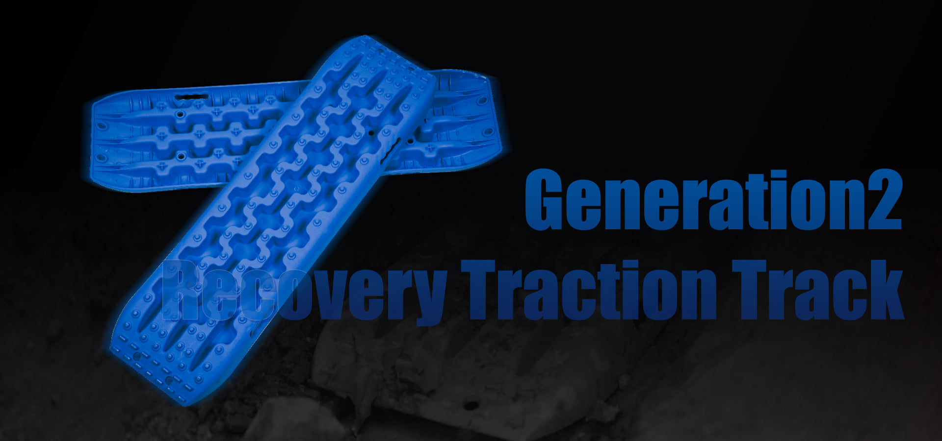 openroad-generation2-recovery-traction-tracks-2pcs-blue