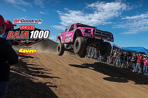 OPENROAD Baja California——Paradise for modified off-road vehicles