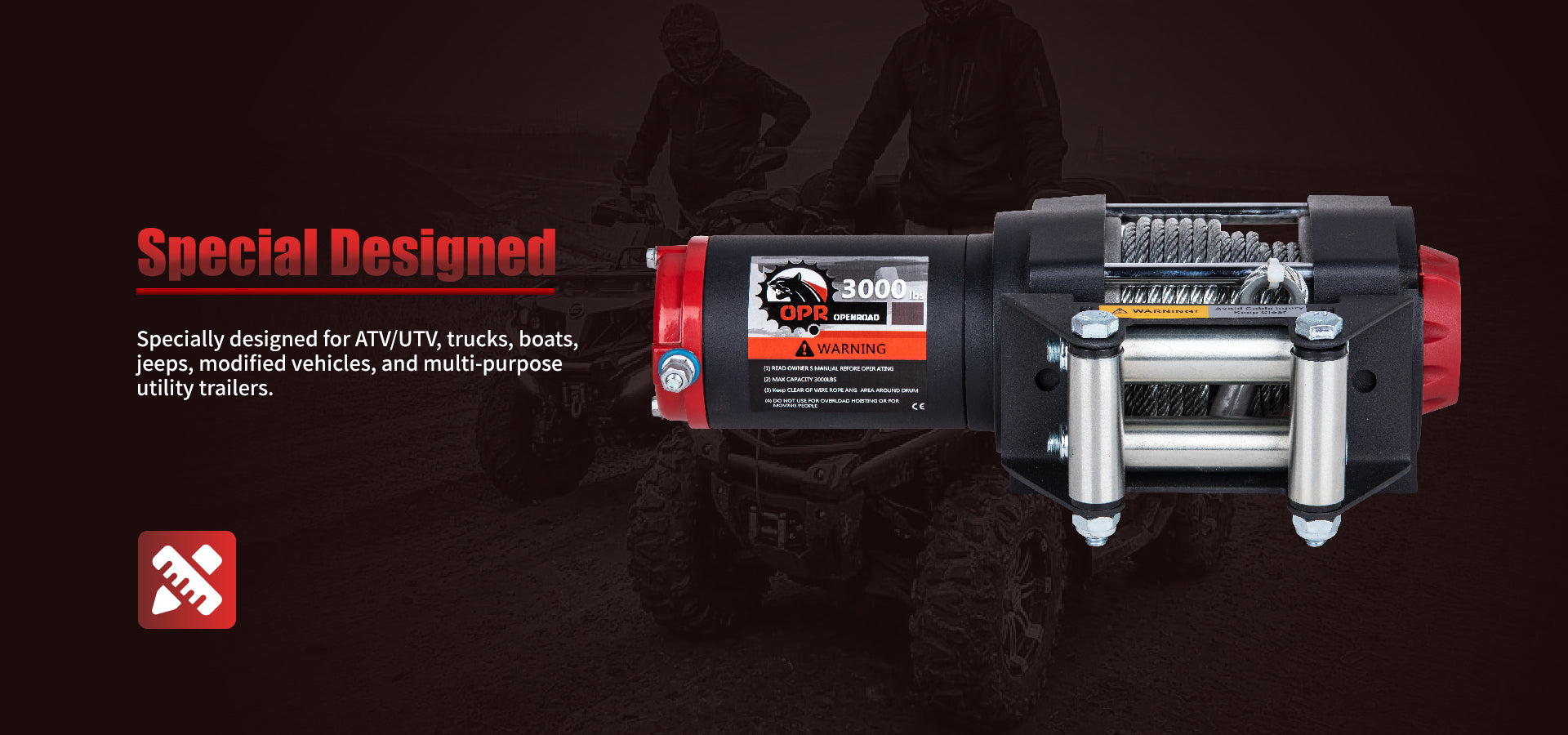 openroad-z-series-3000lb-atv-winch-with-steel-cable