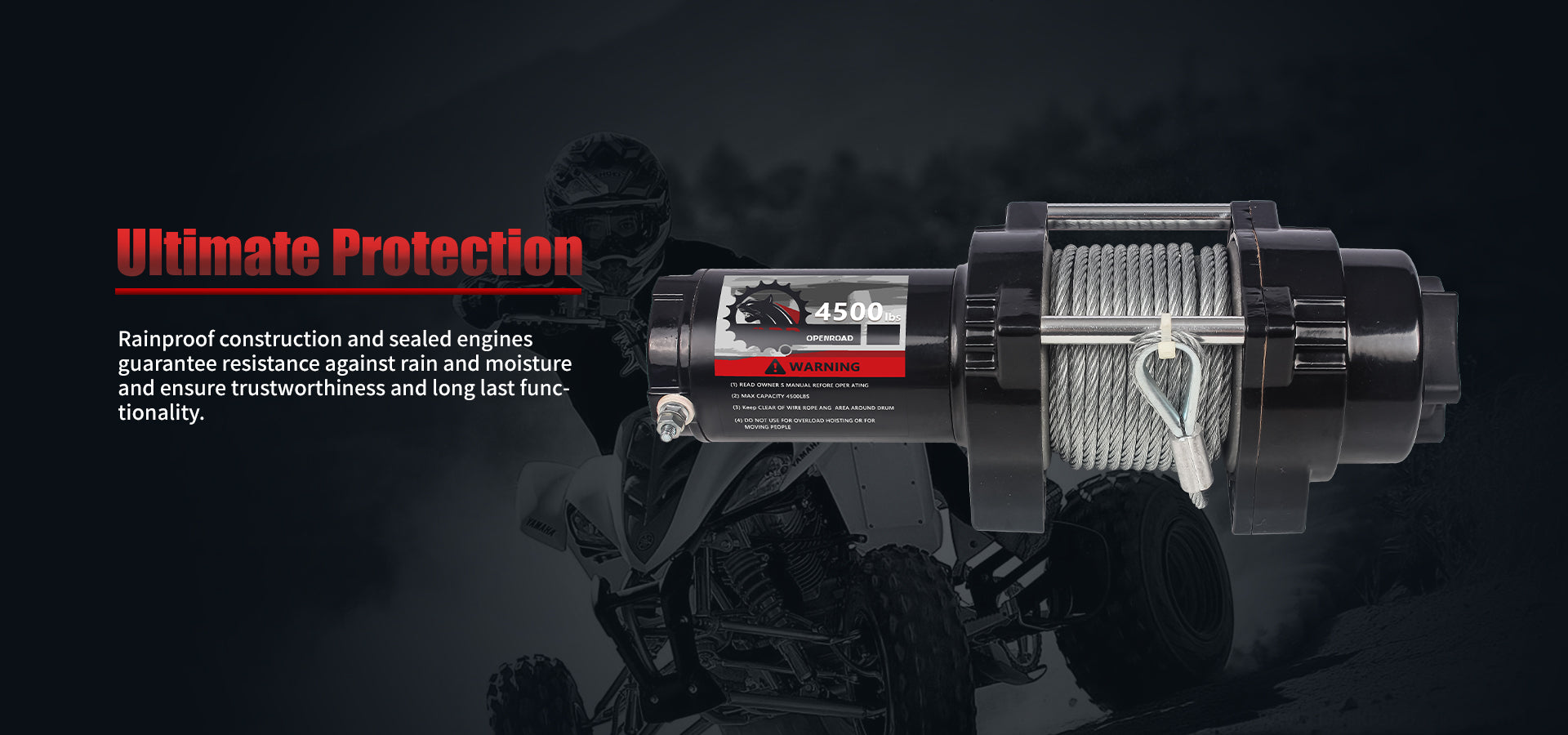 openroad-h-series-4500lb-atv-winch-with-steel-cable
