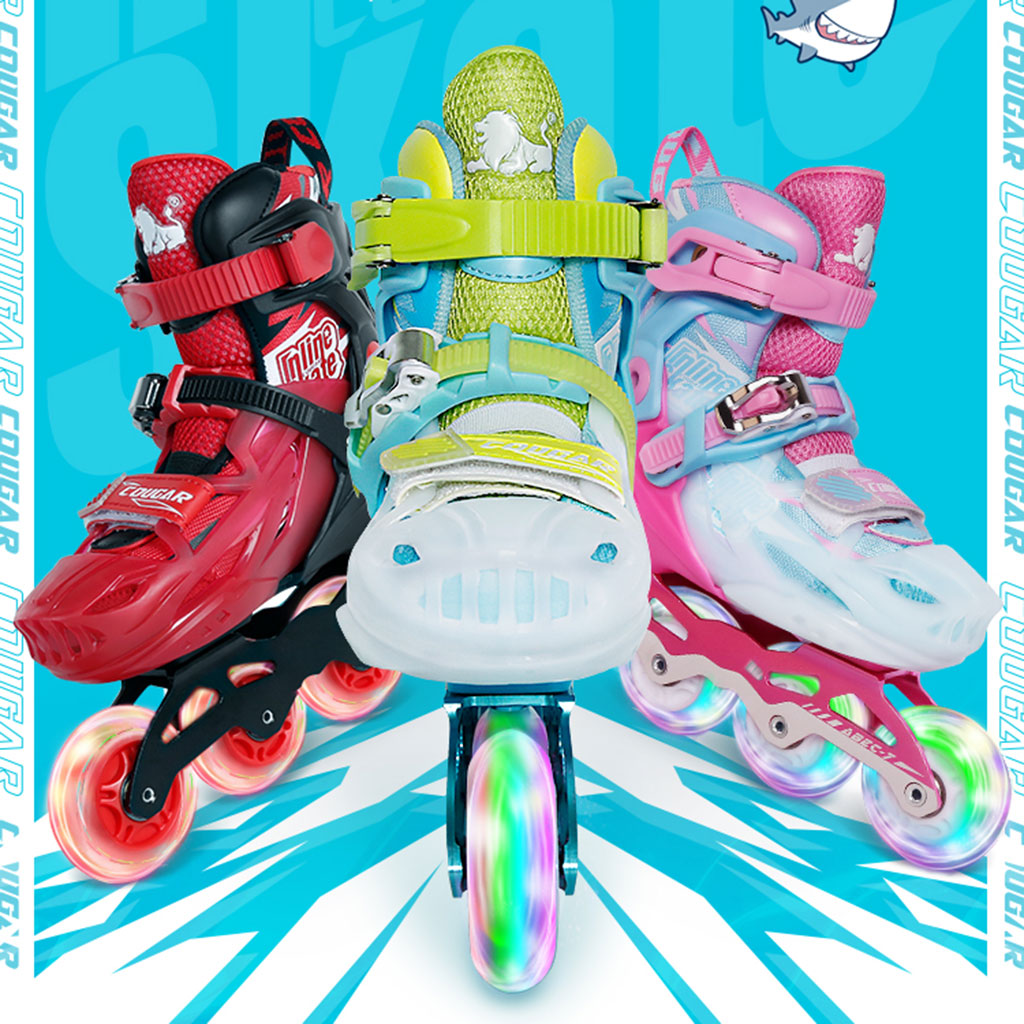 roller blades for ten year old girl