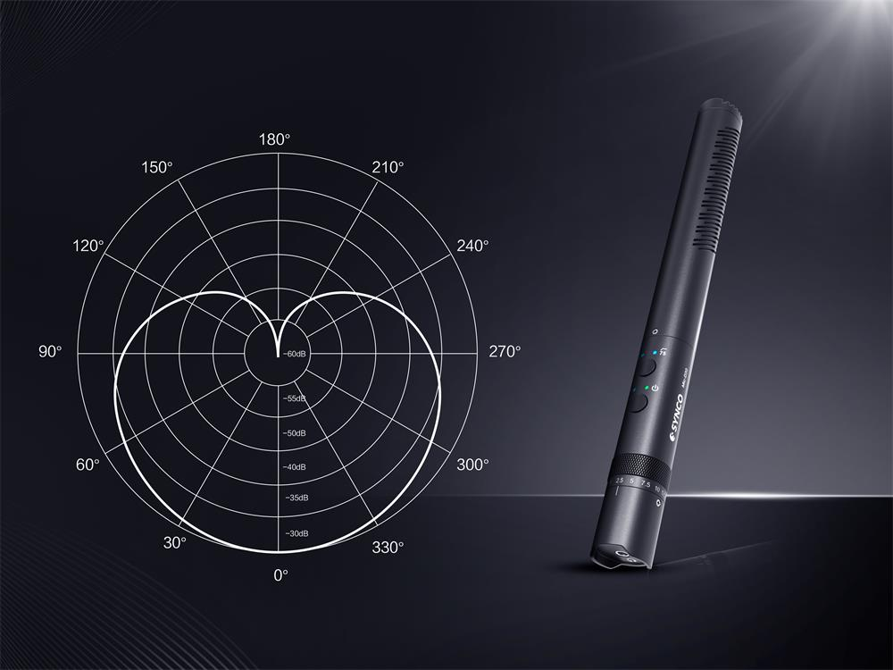 SYNCO Unidirectional Microphone Mic-D30