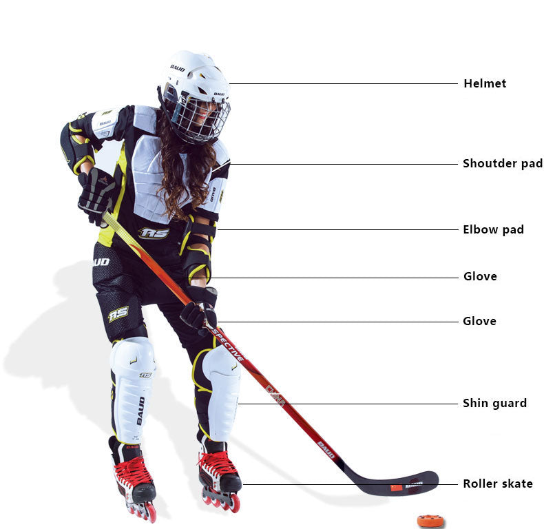 Ice hockey protective gear