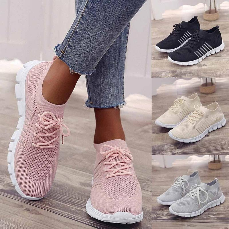 Breathable Sport Running Shoes For Women