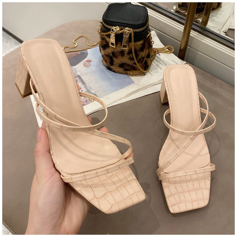 Women Sandals Calethy Shoes
