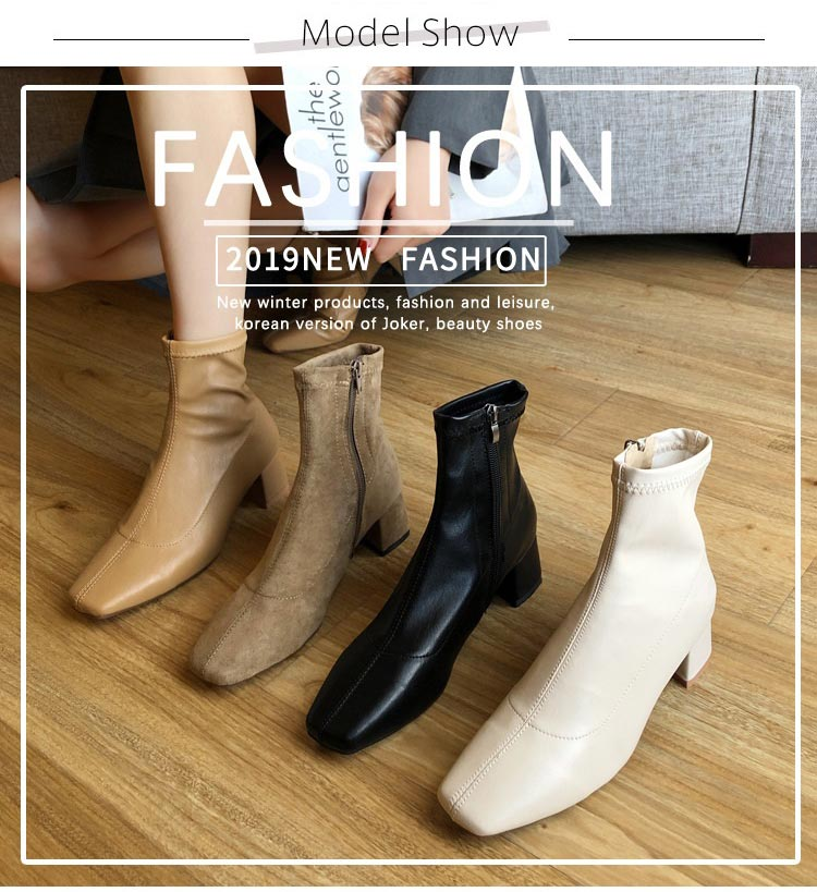 Calethy Shoes Women Boots