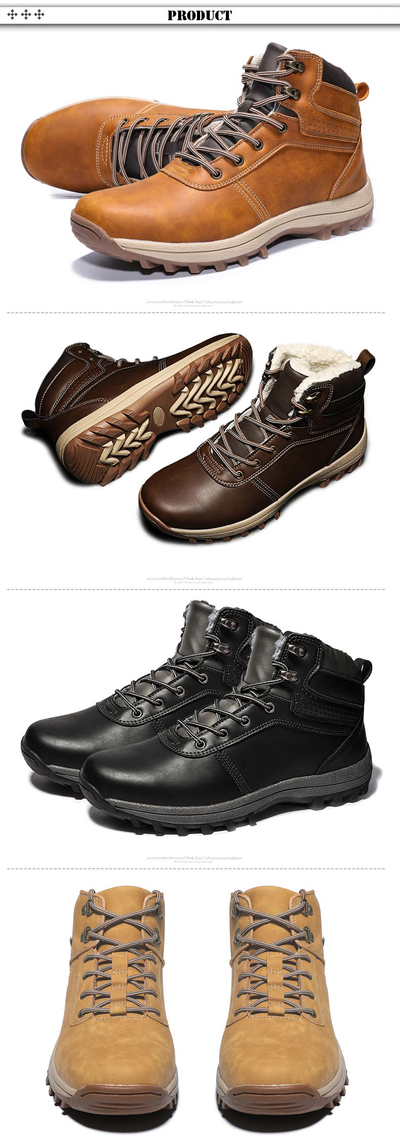 Boots Calethy Shoes