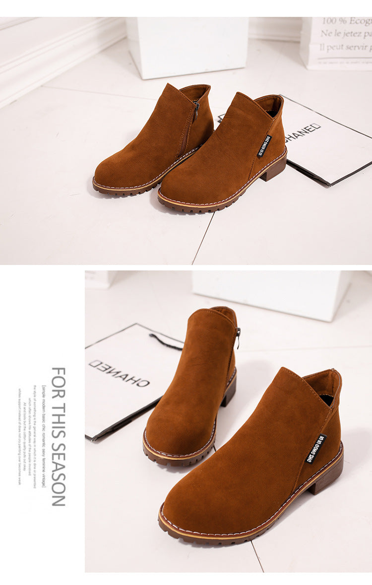 Calethy Boots