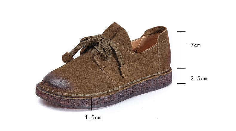 Women Leather Shoes