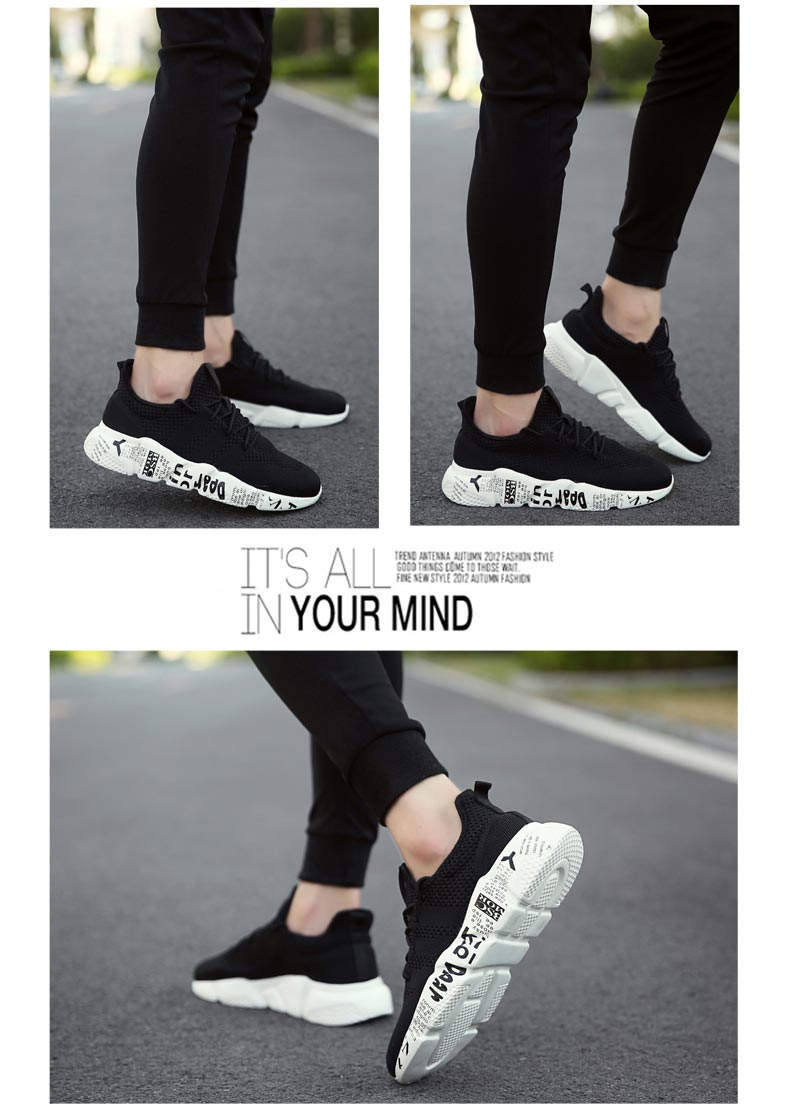 Calethy Running Shoes