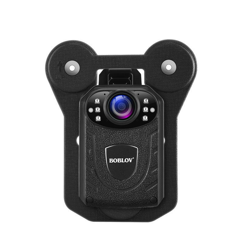 BOBLOV KJ21 body camera with Back clip