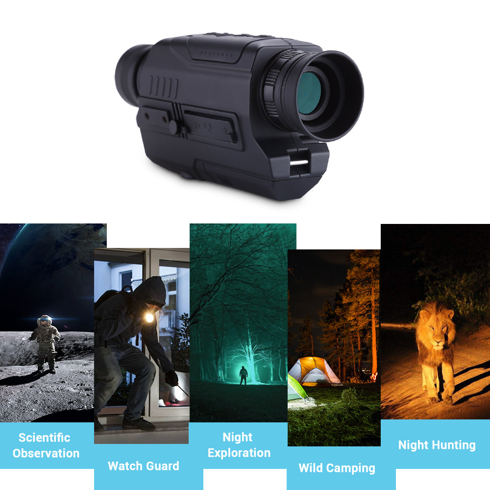 BOBLOV PJ2 Digital Night Vision Monocular .14